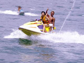 Jet ski Tanpa Pemandu
