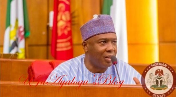Plateau killings show Nigeria isn't safe, says Saraki