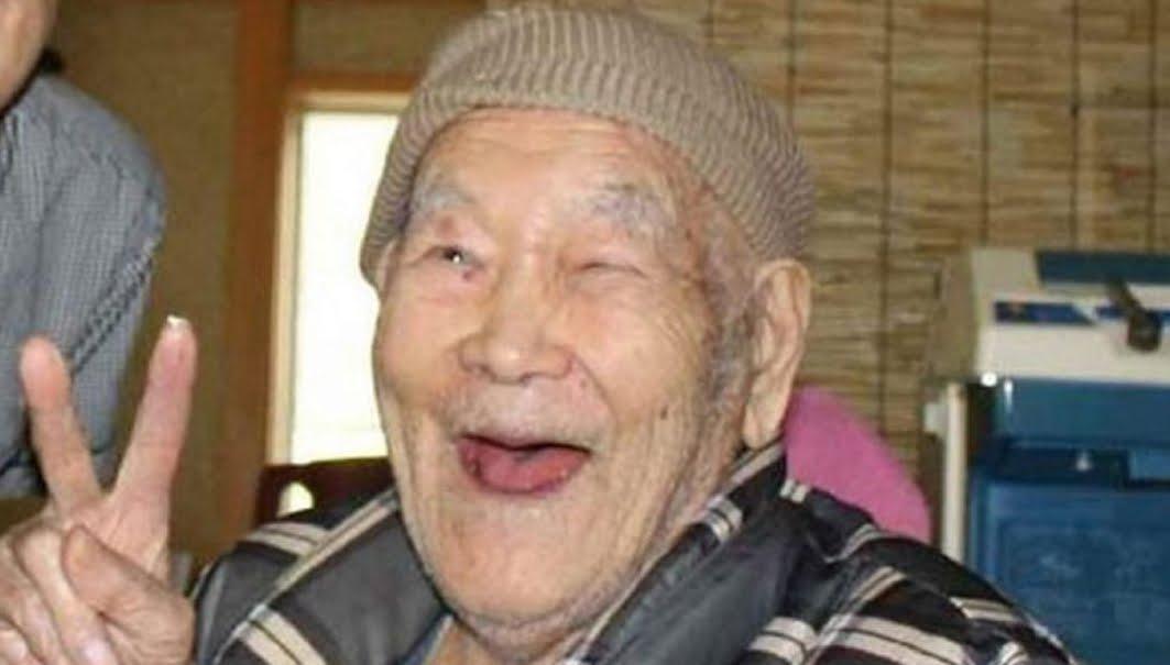 La persona più vecchia al mondo è morta, era giapponese