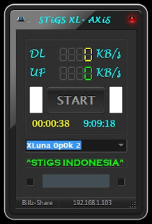 Inject XL Axis STiGS 14 Maret 2016