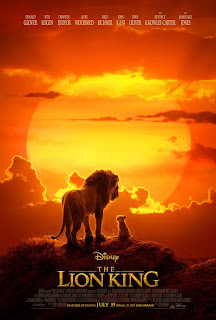 Live Action The Lion King Luncurkan Poster Keren