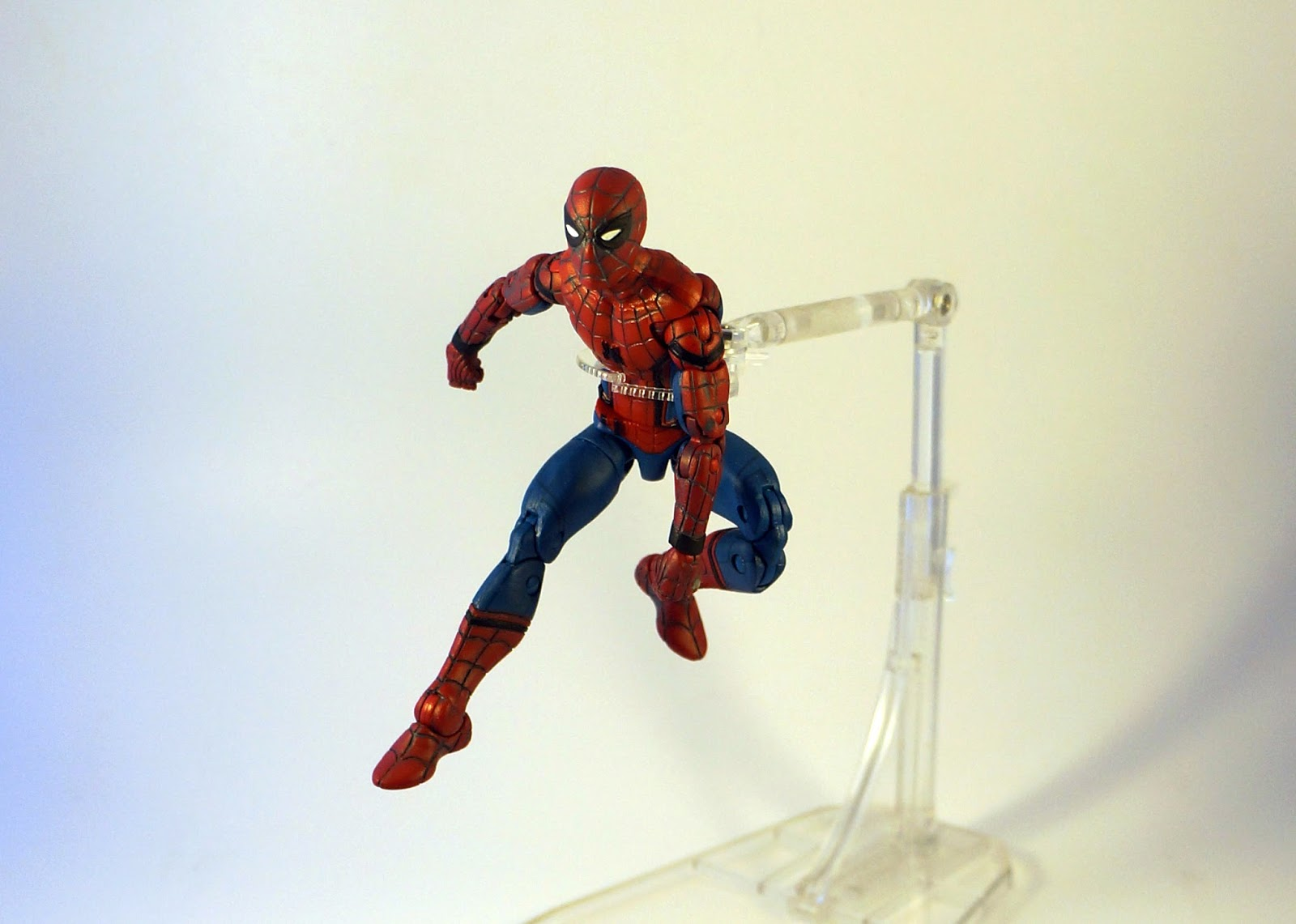 Toys Are Life Review Spider Man Homecoming Marvel Legends Figure Spiderman Hasbro By