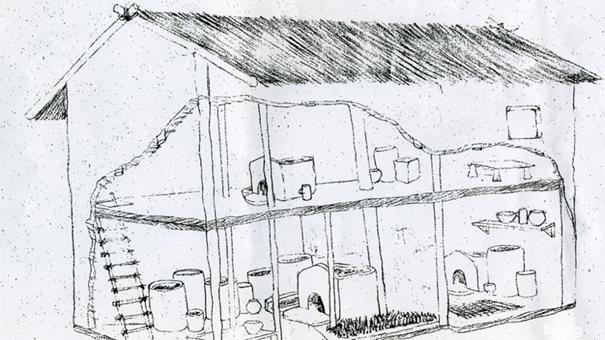 Неолитните жилища