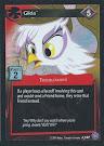 My Little Pony Gilda The Crystal Games CCG Card