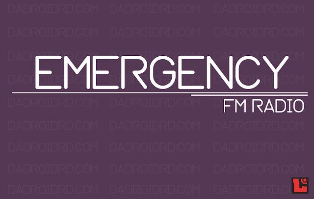 Trik mendengarkan FM Radio di Android gratis Begini cara rahasia untuk mendengarkan FM Radio secara darurat di semua smartphone Android