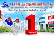 Lowongan Kerja PT. Capella Dinamik Nusantara Pekanbaru Oktober 2018