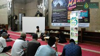 Kegiatan Dauroh di Masjid Raya Borobudur Berjalan Lancar
