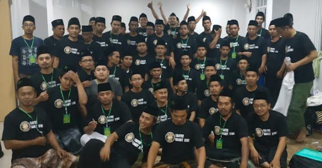 Patut Dicontoh, Himpunan Alumni Santri Lirboyo Berbai'at Memajukan NU