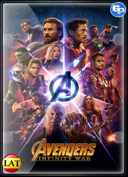 Los Vengadores: Infinity War (2018) LATINO