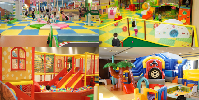 modal usaha playground indoor
