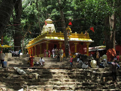 Japali Thertham in Tirumala
