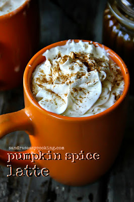 Homemade Pumpkin spice Latte with a quick YouTube video tutorial