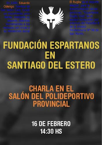 Espartanos Rugby llega a Santiago del Estero