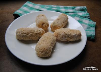 recette facile tapas espagnoles pintxos croquettes jambon serrano poulet