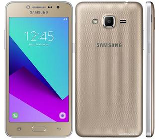 Kapasitas Memori Samsung Galaxy J2 Prime