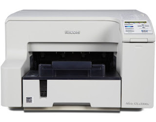 Operating way ECOnomy GelSprinter Color is let to impress inwards coloring for a cost comparable Ricoh Aficio GX e3300N Driver Download