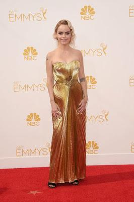 Taryn Manning 66th Emmy Awards