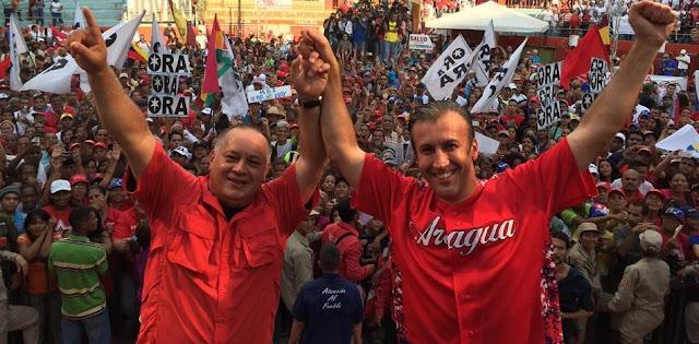 Testigo de la DEA revela reuniones entre Diosdado Cabello y las FARC