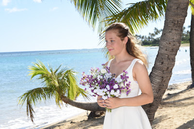 Honolulu Bridesmaid