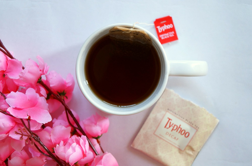 Typhoo Decaf Black tea