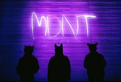 "MDNT Debut Single   ""Kanye Loves Kanye"" & Video Out Now"