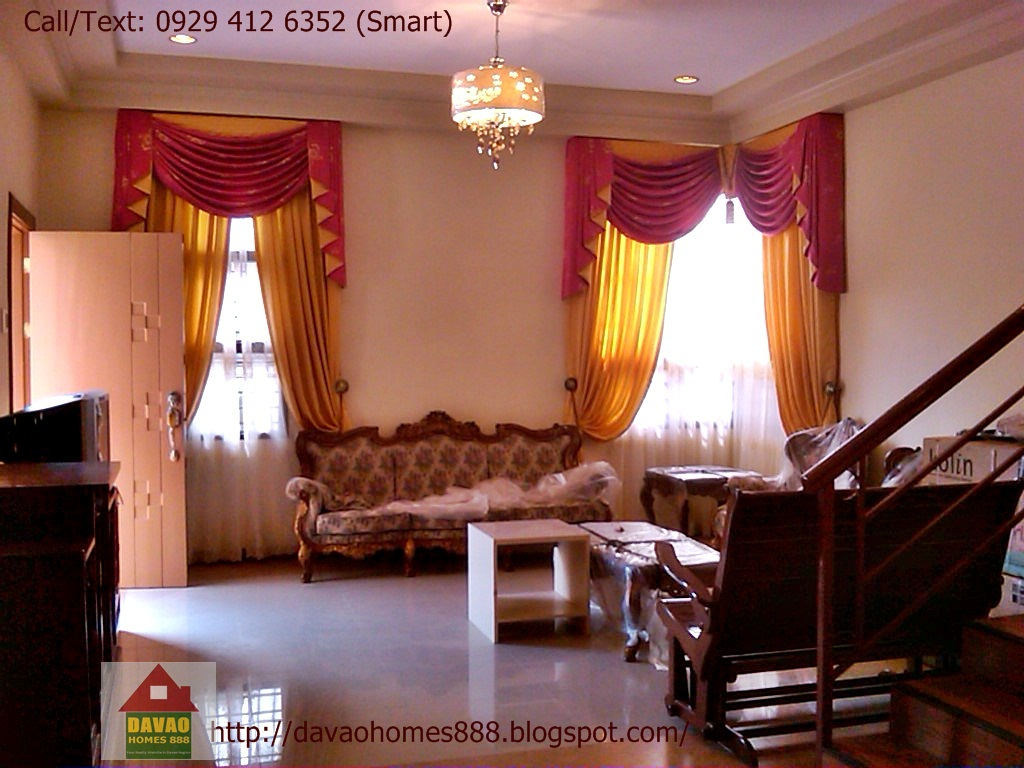 Sala Set In Davao City Davao Homes 888 D Leonor Townhouse Communal Davao City