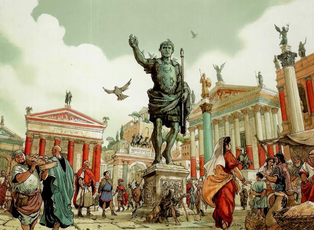 Derecho de credito y real, y Derecho romano