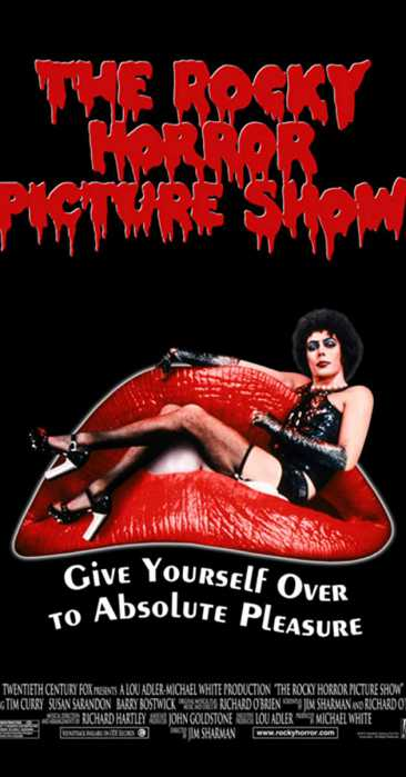 CARTEL: The Rocky Horror Picture - PELICULA - 1975