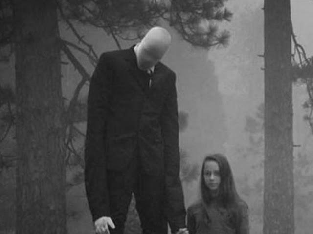 slender man alleged paranormal figure ftr2 - Você conhece essa lenda? Slender Man o homem sem face