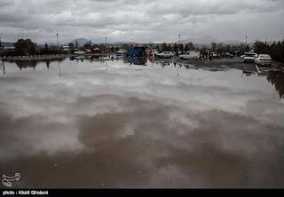 Ιράν πλημμύρες