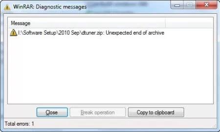 Begini Cara Memperbaiki File Zip Yang Rusak Atau Corrupt