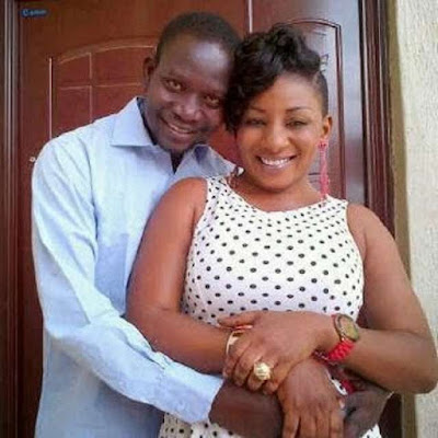 OH, FINALLY!  ACTRESS MIDE MARTINS RECONCILES AMICABLY WITH HER HUSBAND, SHARES THEIR PHOTO... READ THE DETAILS