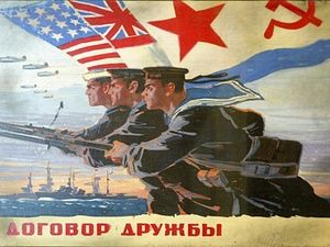 World War II in Pictures: Soviet Propaganda Posters of WWII