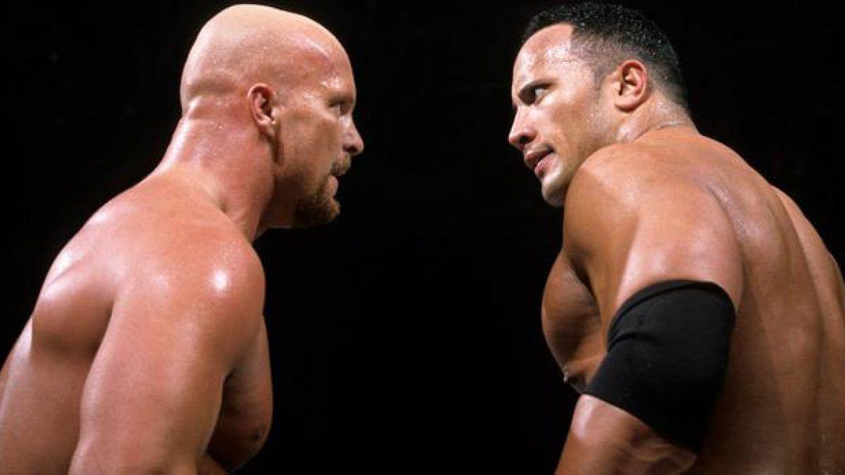 """""""Stone Cold"""" Steve Austin revela curiosidade sobre combate contra The Rock na WrestleMania XV"""