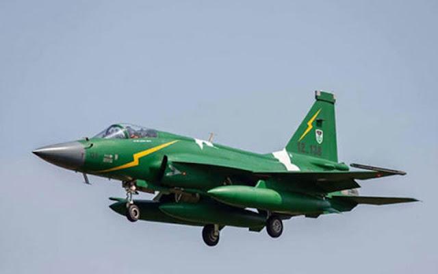 Pakistani F-16 shot down in Jammu - Kashmir's Rajouri sector