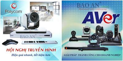 Giải pháp hội nghị truyền hình AVer và Polycom
