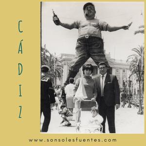 Mi infancia más feliz la viví en Cádiz, donde disfruté del Carnaval