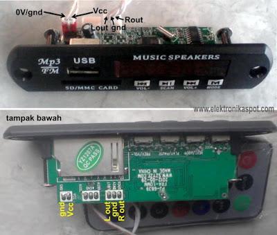 USB pre-amp