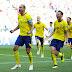 #GrupoF: #Suecia derrotó a #CoreaDelSur y se prendió con #México
