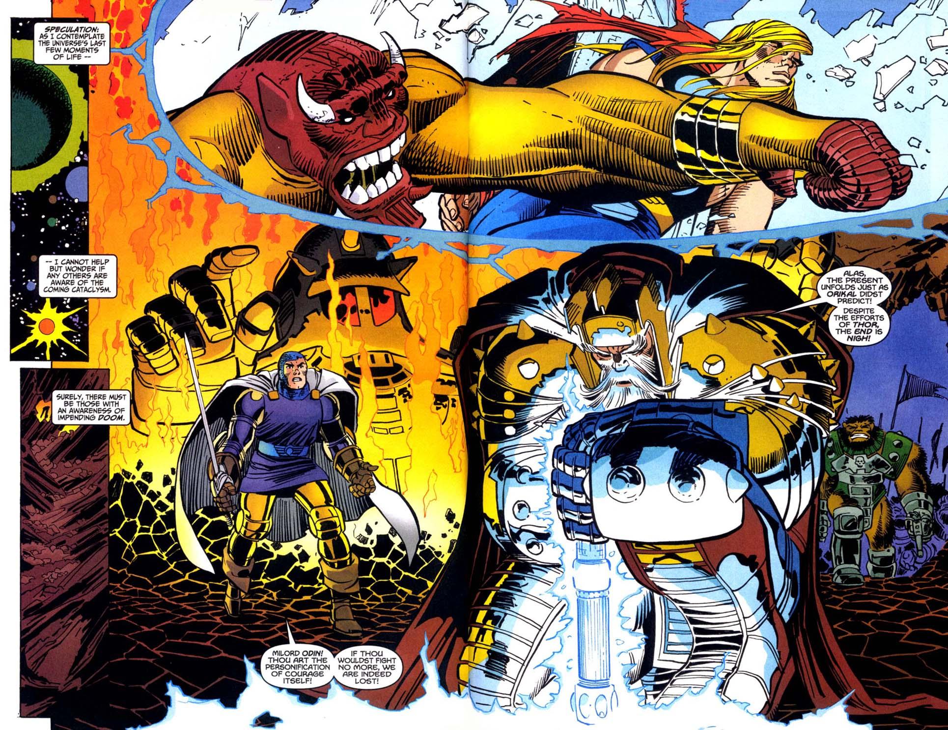 Thor (1998) Issue #25 #26 - English 5