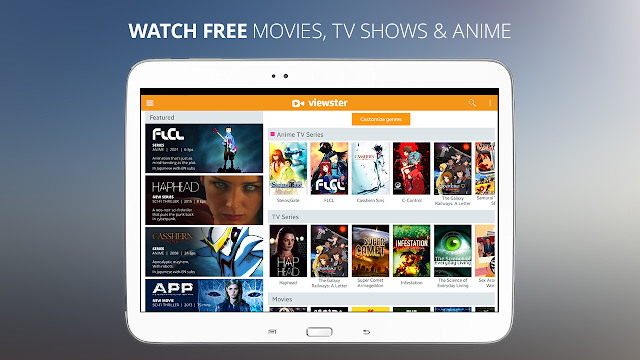 Best Movie Watching Apps for Android