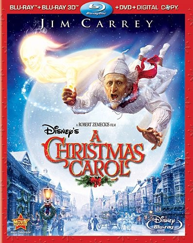 Poster Of A Christmas Carol 2009 English 300MB BRRip 480p Free Download Watch Online
