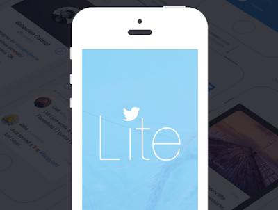 Twitter Meluncurkan Versi Lite Untuk Menghemat Data