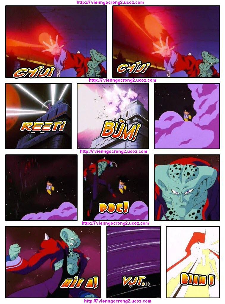 Dragon Ball GT chap 12 - Trang 12