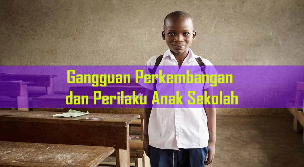 Gangguan perkembangan dan perilaku pada anak sangat luas dan bervariasi. Gangguan yang dapat terjadi pada anak sekolah adalah gangguan belajar, gangguan konsentrasi, gangguan bicara, gangguan emosi, hiperaktif, ADHD hingga Autism