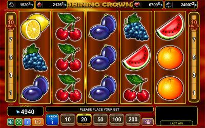 Jucati acum Shining Crown Online