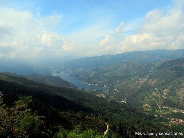 Mirador de Pedra Bela, Parque Nacional Peneda-Gerés