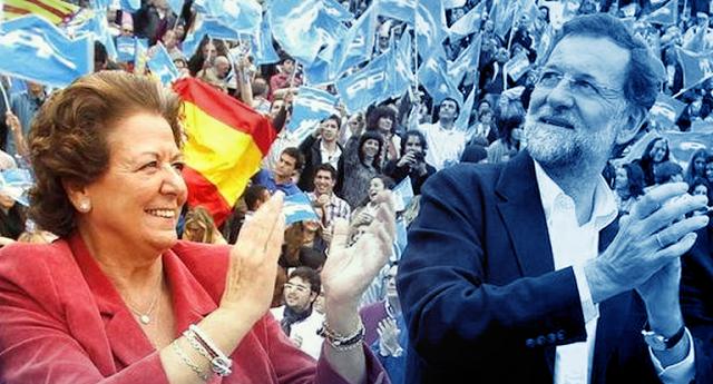 El PP de Rita Barberá financió de forma ilegal las campañas de 2007, 2011 y 2015