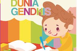 MEWARNAI DUNIA GENDHIS Cerita Anak (2017)