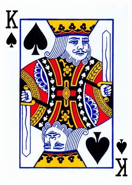 4 Raja Dalam Kartu Remi, Sebenarnya Siapa Sih Mereka